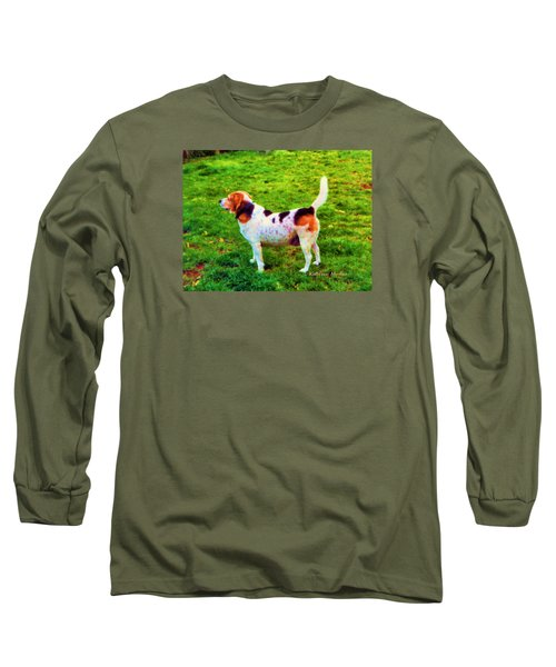 The Gentle Leader Standing Tall Long Sleeve T-Shirt