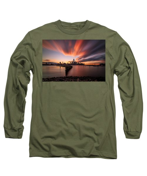 Long Sleeve T-Shirt featuring the photograph The Gift  by Anthony Fields