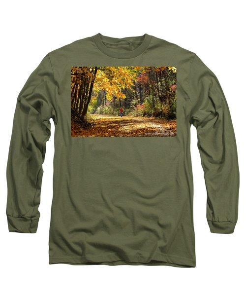 The Gilding Long Sleeve T-Shirt