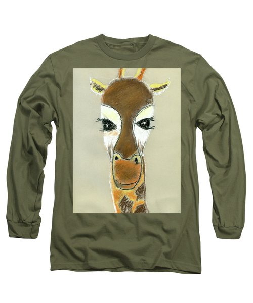 The Giraffe Long Sleeve T-Shirt