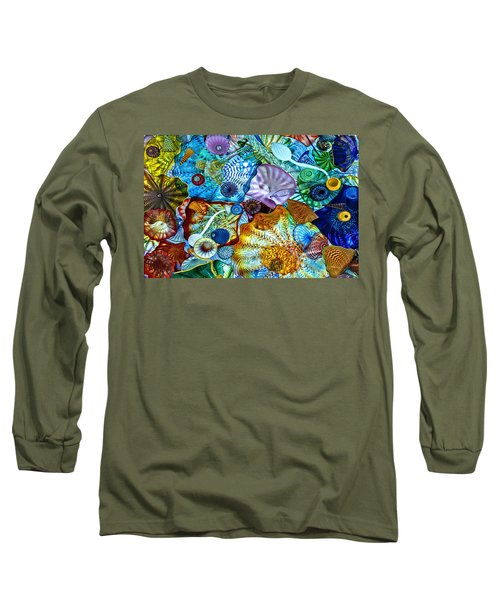 The Glass Ceiling Long Sleeve T-Shirt