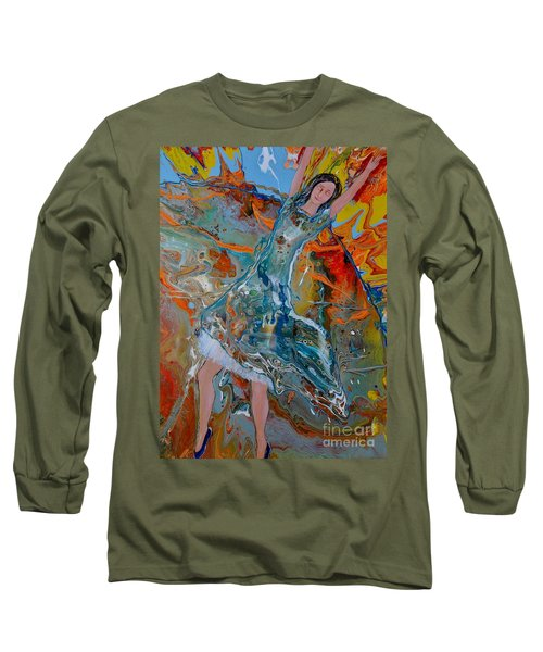 The Glory Of The Lord Long Sleeve T-Shirt