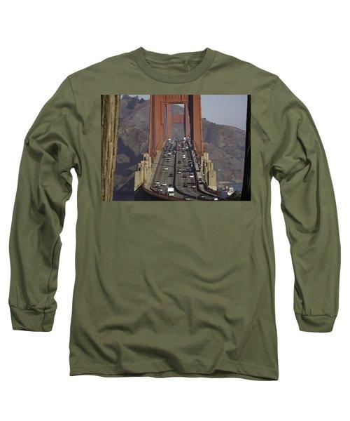 The Golden Gate Long Sleeve T-Shirt