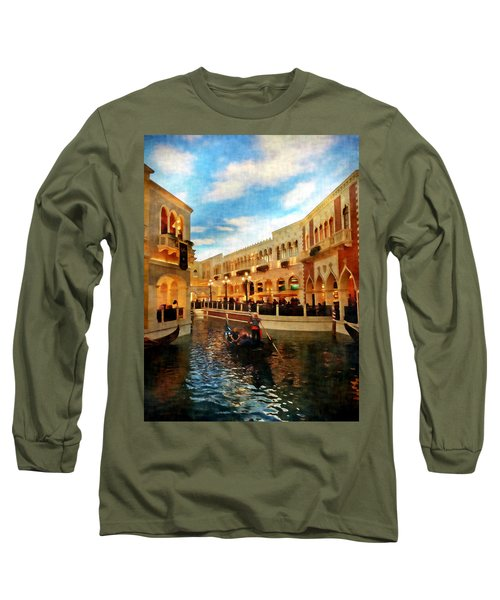 The Gondolier Long Sleeve T-Shirt