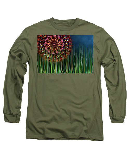 The Grass Is Always Greener Long Sleeve T-Shirt