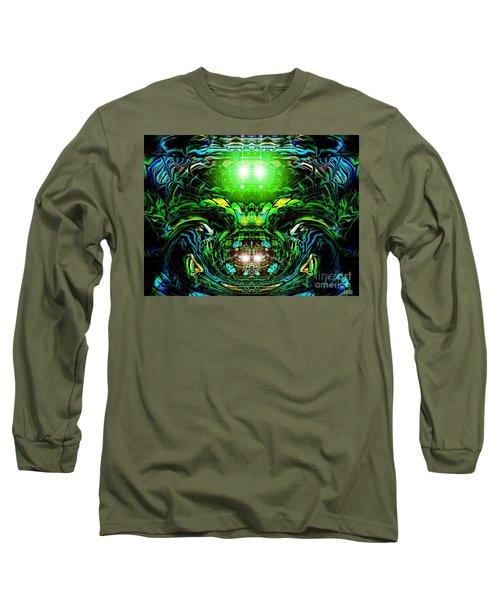 The Green Line Long Sleeve T-Shirt