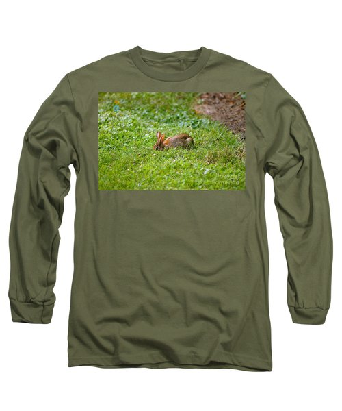 The Greener Grass Long Sleeve T-Shirt