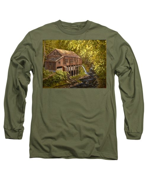 The Grist Mill Long Sleeve T-Shirt