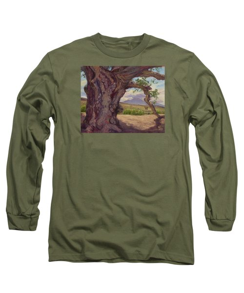 The Guardian Long Sleeve T-Shirt by Jane Thorpe