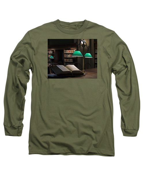 The Guiding Light Long Sleeve T-Shirt