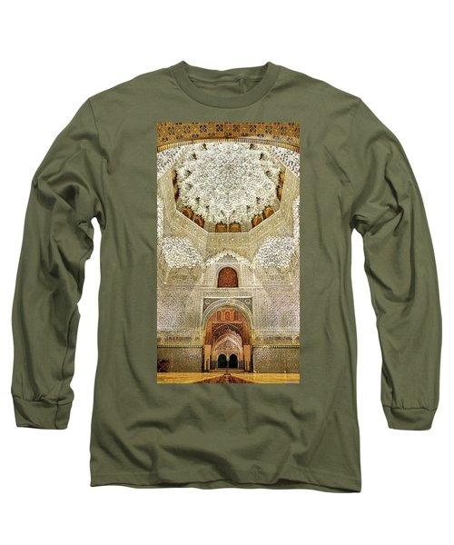 The Hall Of The Arabian Nights 2 Long Sleeve T-Shirt