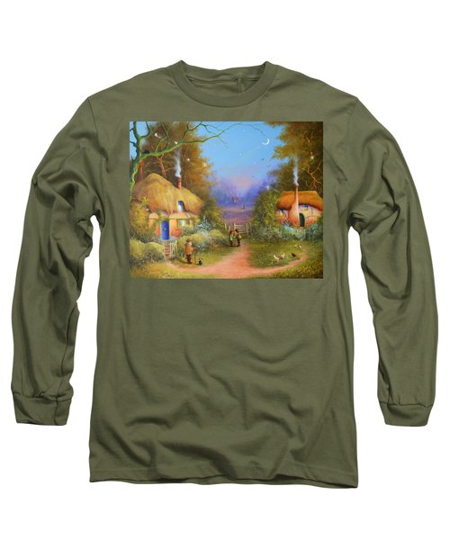 The Hamlet Of Gnarl Mid Summers Eve Long Sleeve T-Shirt