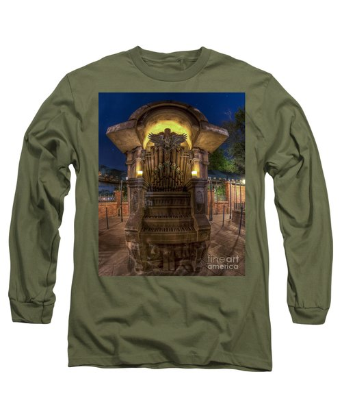 The Haunted Organ Long Sleeve T-Shirt