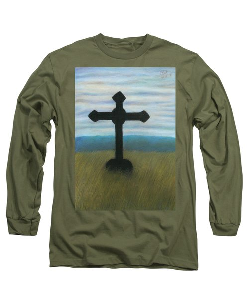 The Holy Cross Long Sleeve T-Shirt