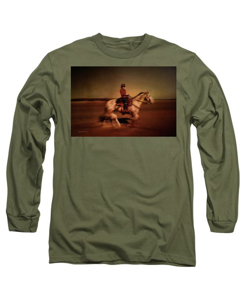 The Horse Rider Long Sleeve T-Shirt