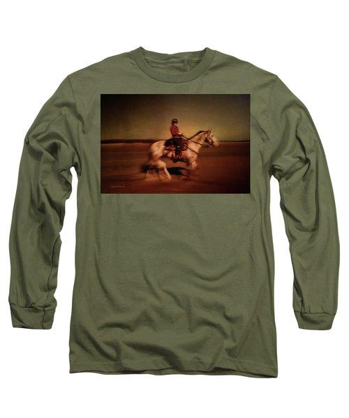 The Horse Rider Long Sleeve T-Shirt