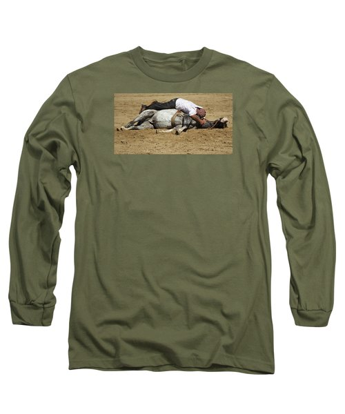 The Horse Whisperer Long Sleeve T-Shirt by Venetia Featherstone-Witty