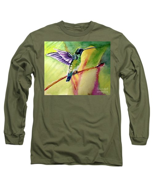 The Hummingbird Long Sleeve T-Shirt