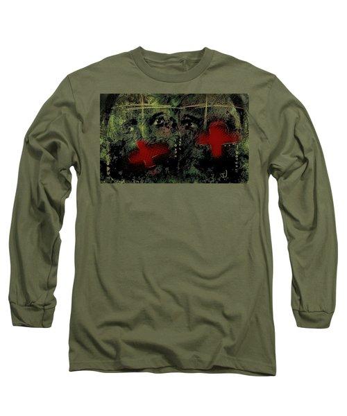 The Innocent Long Sleeve T-Shirt by Jim Vance