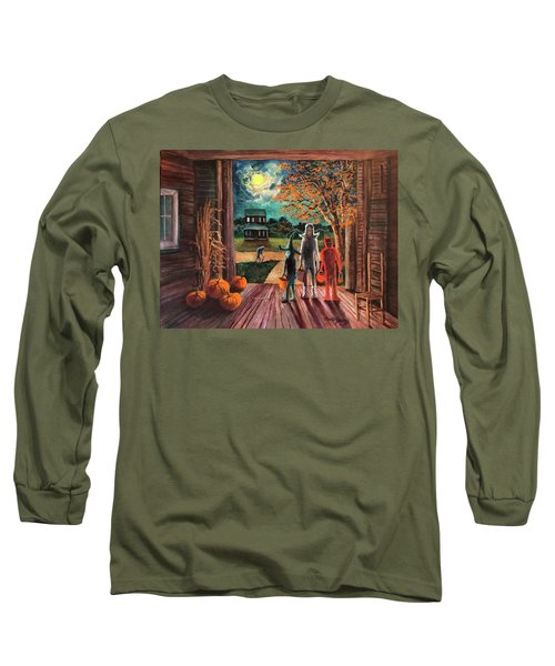The Intruder Long Sleeve T-Shirt