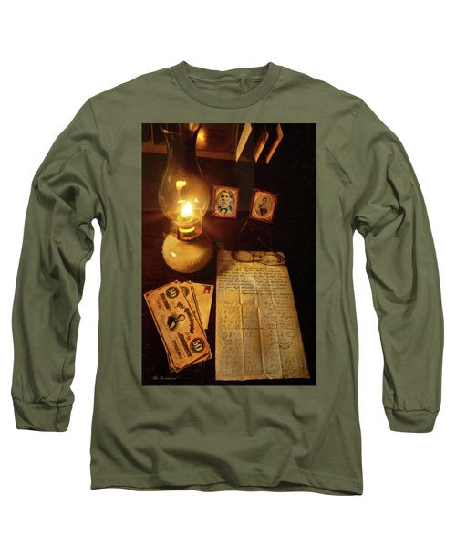 The Invitation Long Sleeve T-Shirt