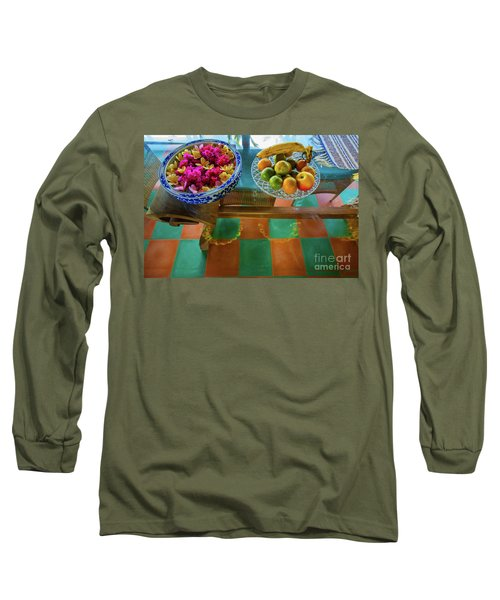 The Island Of God #11 Long Sleeve T-Shirt