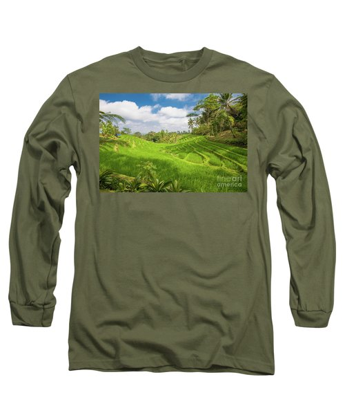 The Island Of God #14 Long Sleeve T-Shirt