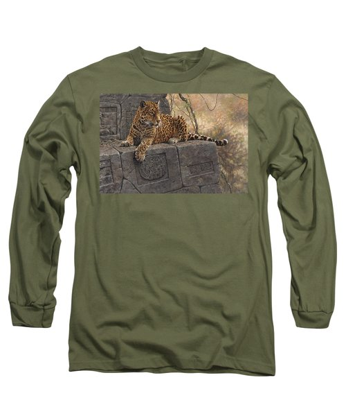 The Jaguar King Long Sleeve T-Shirt