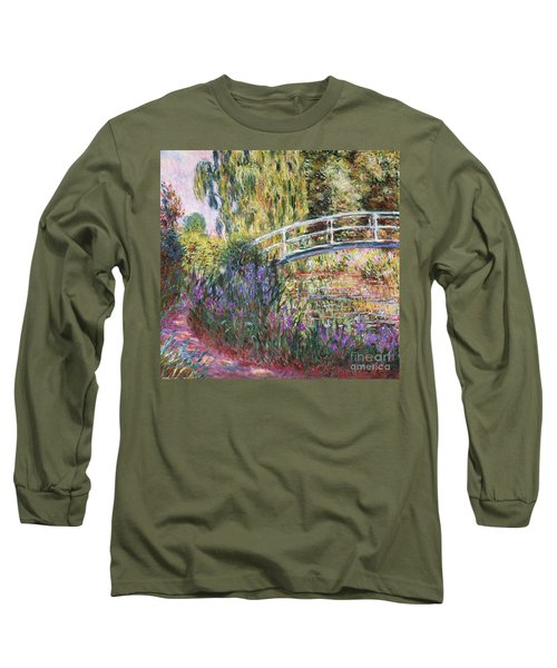 The Japanese Bridge Long Sleeve T-Shirt