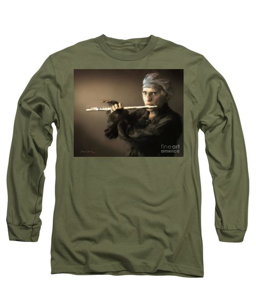 The Journeyman Long Sleeve T-Shirt