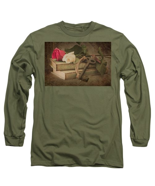 The Key To My Heart Long Sleeve T-Shirt