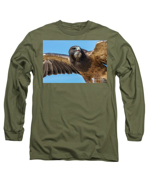 The Kill Wildlife Art By Kaylyn Franks Long Sleeve T-Shirt