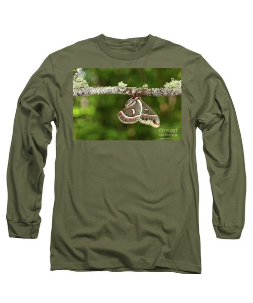 The King. Long Sleeve T-Shirt