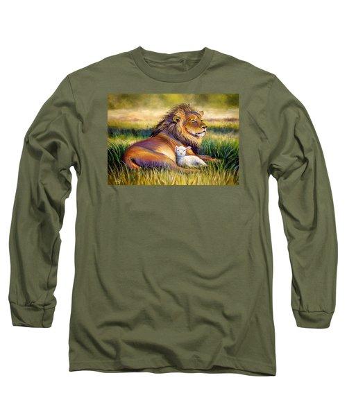 The Kingdom Of Heaven Long Sleeve T-Shirt