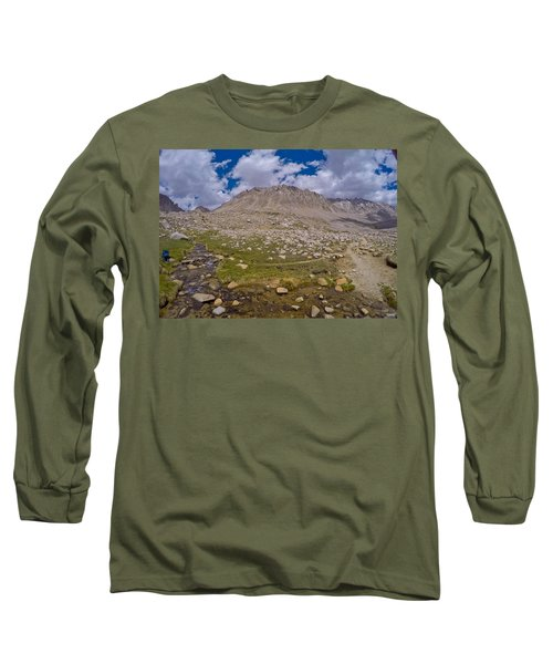 The Kings Canyon Long Sleeve T-Shirt