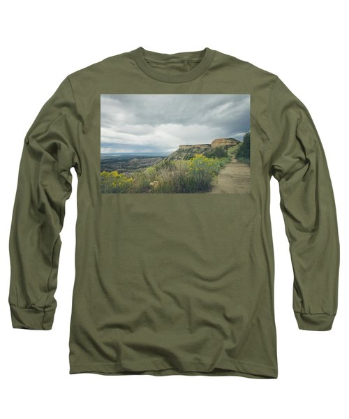 The Knife's Edge Long Sleeve T-Shirt