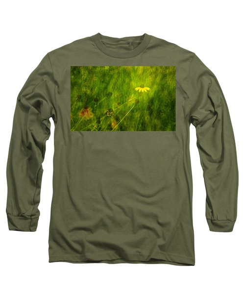 The Last Black-eyed Susan Long Sleeve T-Shirt
