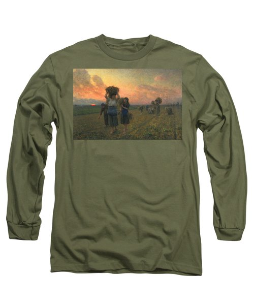 The Last Gleanings Long Sleeve T-Shirt