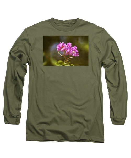 Long Sleeve T-Shirt featuring the photograph The Last Of Summer by Joan Bertucci