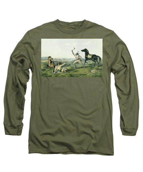 The Last Shot Long Sleeve T-Shirt