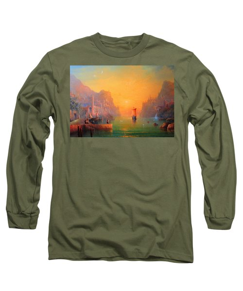 The Leaving Long Sleeve T-Shirt