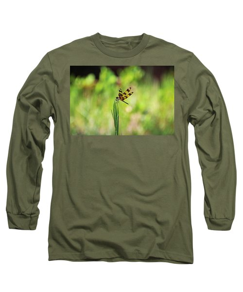 Long Sleeve T-Shirt featuring the photograph The Liberation by Michiale Schneider