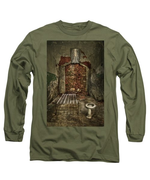 The Life Of Crime Long Sleeve T-Shirt