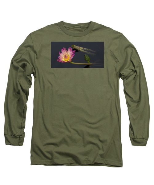 The Light From Within Long Sleeve T-Shirt by Sean Allen
