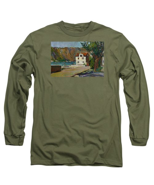 The Long Hot Day. Sold Long Sleeve T-Shirt