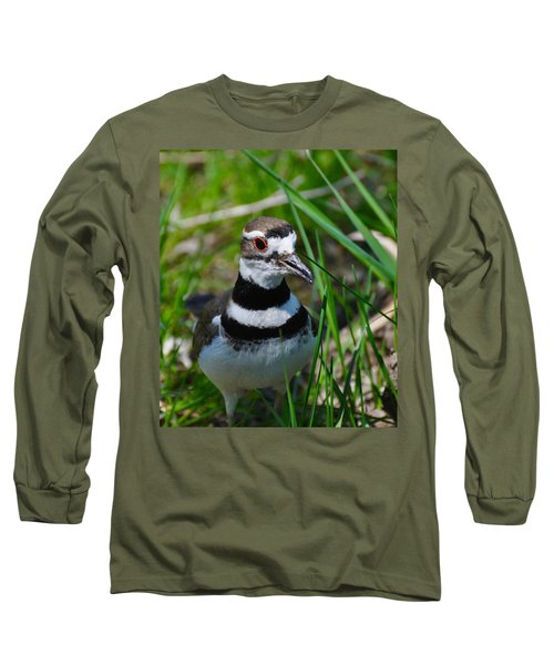 The Luminous Killdeer Long Sleeve T-Shirt