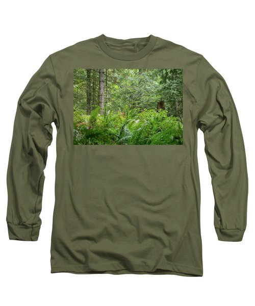 The Lush Forest Long Sleeve T-Shirt