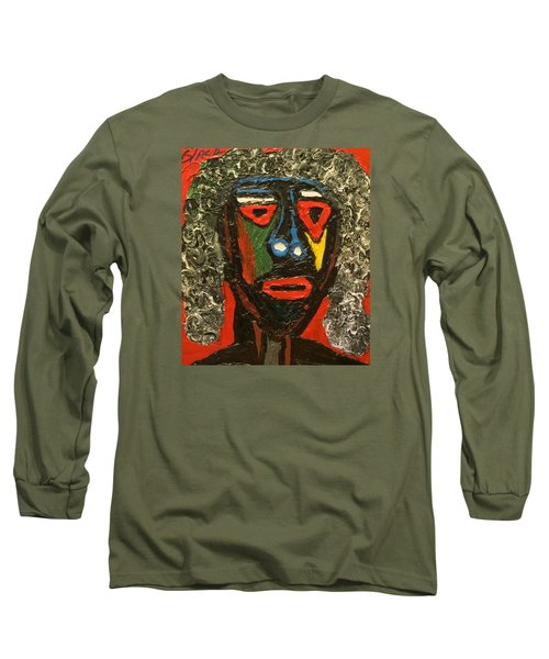 The Magistrate Long Sleeve T-Shirt by Darrell Black