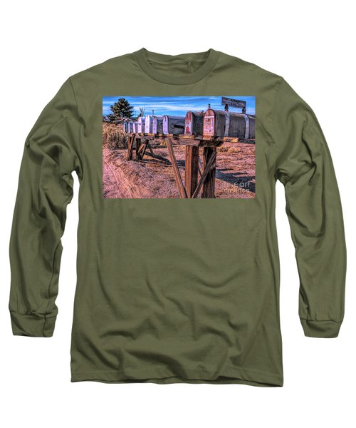 The Mailboxes Long Sleeve T-Shirt