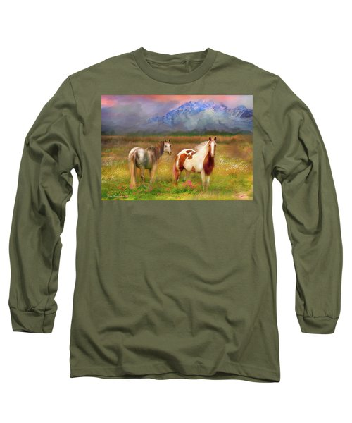 The Majestic Pasture Long Sleeve T-Shirt